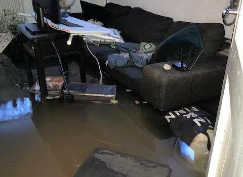 Öppet brev till Huddinge Kommun angående översvämningar